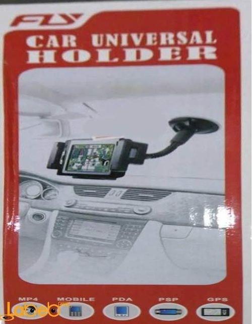 FLY Car universal Holder 360° rotation Black XP-D
