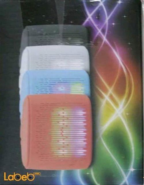 سماعة بلوتوث لاسلكية Spectrum أبيض A-56