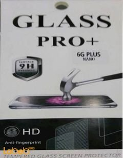 Glass pro+ premium tempered screen protection - iphone 6+ -clear
