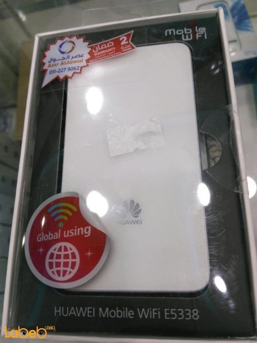 box Huawei mobile wifi E5338