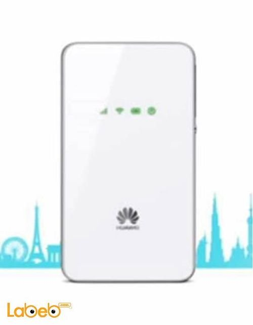 Huawei mobile wifi 3G 1500mAh white E5338 model
