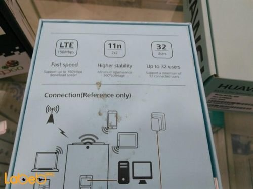 specifications Huawei LTE Cube Router E5180H -936