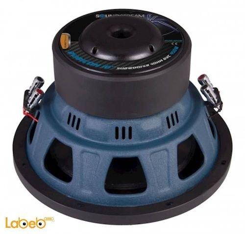 سماعات للسيارة Soundstream قدرة 450 واط 10 انش لون أسود RUB104