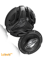 سماعات سيارة JVC قدرة 350 واط أسود CS-ZX640