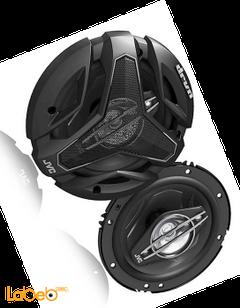 سماعات سيارة JVC - قدرة 350 واط - لون أسود - موديل CS-ZX640