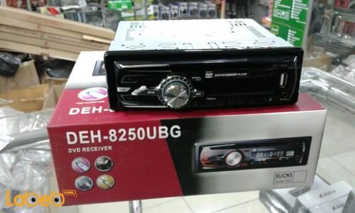مسجل وراديو للسيارة DVD قدرة 200 واط موديل DEH-8250UBG