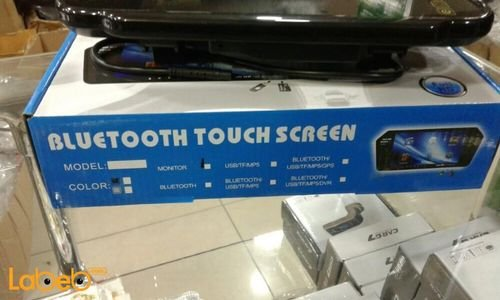 Bluetooth touchscreen Full HD Black