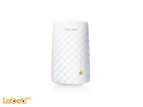 موسع نطاق شبكة الواي فاي TP Link سرعة 750Mbps أبيض RE200