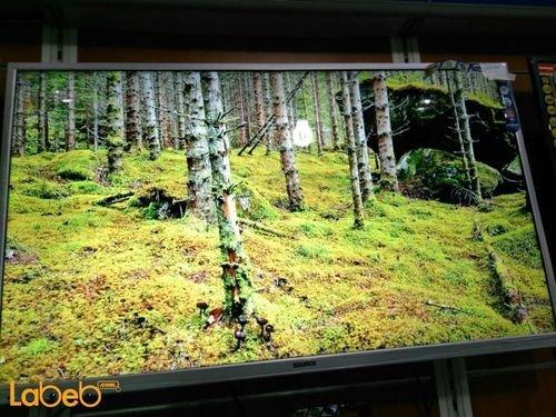 Source Smart 4K LED TV 55 inch wifi silver 55k4k1000