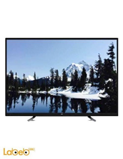Source Smart 4K LED TV - 55 inch - wifi - silver - 55k4k1000