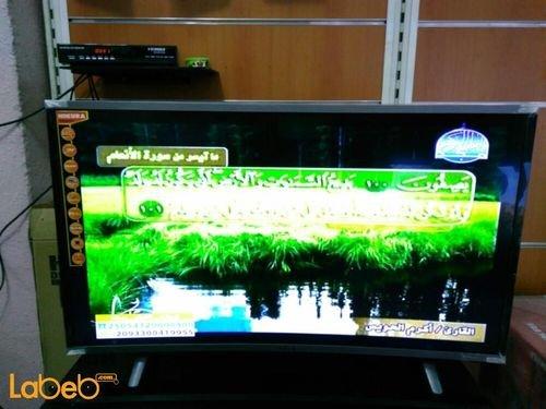 شاشة تلفزيون Nikura حجم 40 انش LED لون اسود ATV4000C