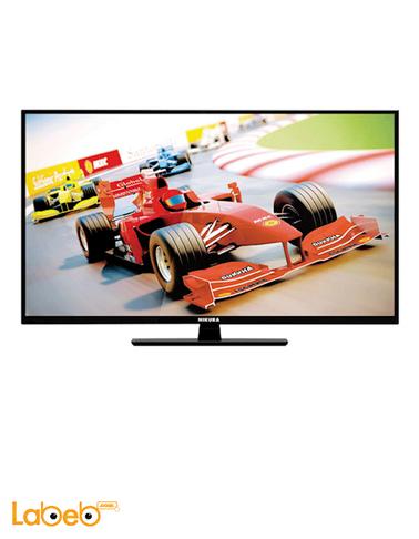 Nikura LED TV - 40 Inch - black color - ATV4000C model