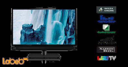 شاشة تلفزيون LED توشيبا 32 انش اتش دي أسود 32P1300EE