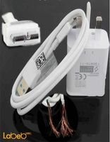 Step 10 Charger and Cable android devices White color EP-TA20UWE