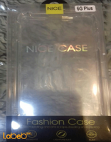 Nice Mobile back cover for iPhone 6 plus clear color