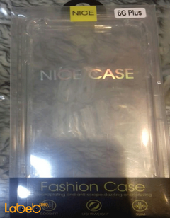 Nice Mobile back cover - for iPhone 6 plus - clear color