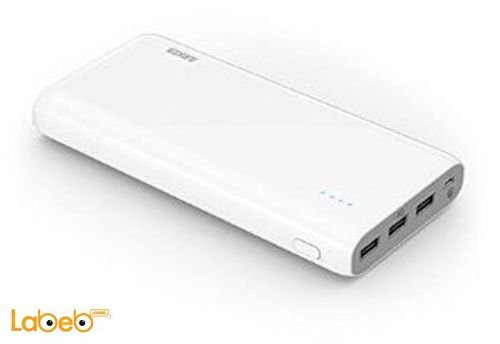 Anker Astro E6 External Battery 20800mAh White A1209611