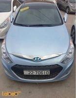 Hyundai Sonata 2012 Engine Capacity 2400 Hybrid Blue Imports