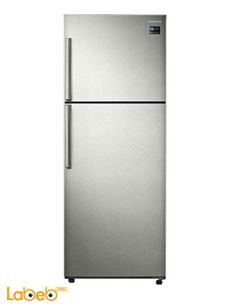 Samsung Refrigerator top freezer - 384L - Steel - RT38K5110SP/LV