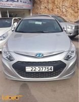 Hyundai Sonata 2014 Engine Capacity 2000cc Hybrid Silver color