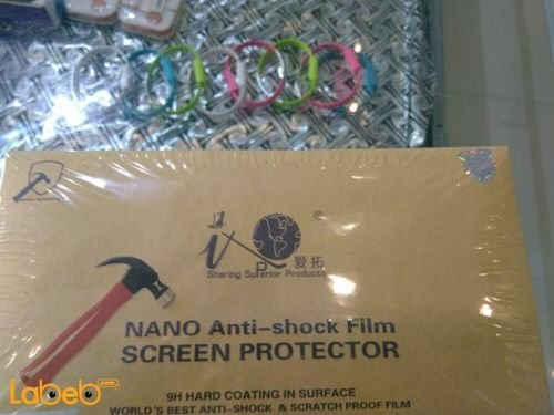 Nano anti shock film screen protector iPhone 6 plus clear