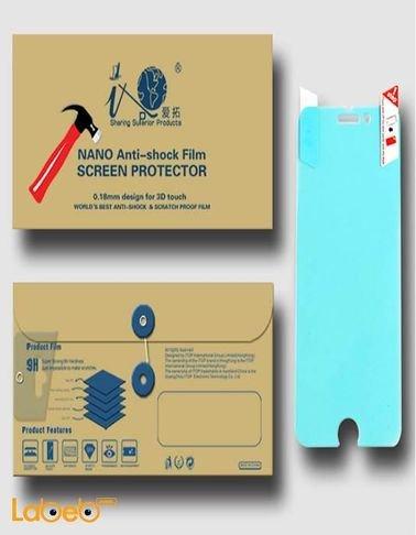 Nano anti shock film screen protector