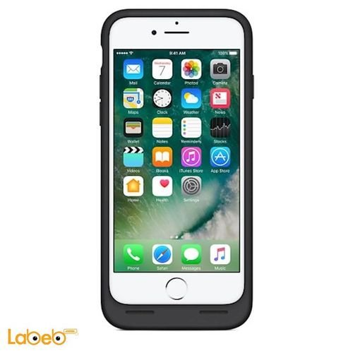 Apple Smart Battery Case iPhone 7 black color MN002LL/A