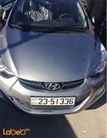 Hyundai Avante 2013 Engine Capacity 1600cc Mouse color 85000km