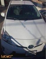 Toyota Prius 2013 Hybrid 1800cc white color 40000 mile