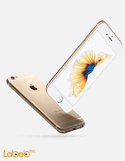 موبايل ايفون 6 ابل - ذاكرة 64 جيجابايت - لون ذهبي - A1549