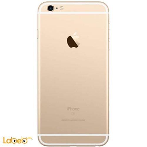 موبايل ايفون 6 ابل ذاكرة 64 جيجابايت لون ذهبي A1549