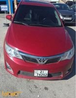 Toyota Camry 2014 Engine 2500cc Wine Acomplete test 30000 km