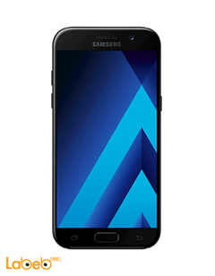 Samsung Galaxy A5 (2017) smartphone - 32GB - 5.2inch - Black color