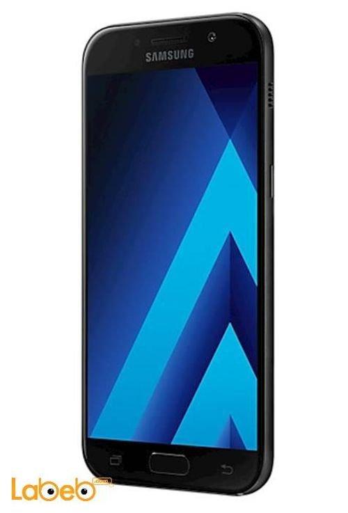 موبايل سامسونج (A7(2017 ذاكرة 32 جيجابايت لون أسود