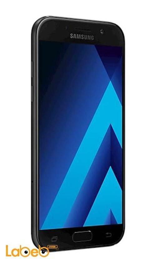 سامسونج جلاكسي (A7(2017 ذاكرة 32 جيجابايت لون أسود