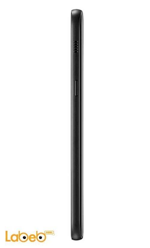 جانب موبايل سامسونج جلاكسي (A7(2017 ذاكرة 32 جيجابايت لون أسود