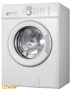 National delux Front Loading Washer - 6Kg - 1000 rpm - White