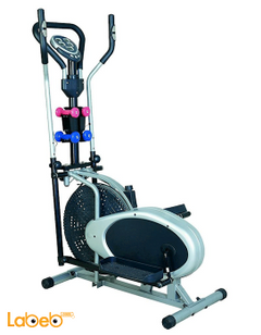 Orbitrac Bike - Up to 130Kg - Digital screen - 4 handles