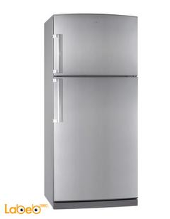 Vestel Refrigerator top freezer- 498L- Stainless- GT 6401A+Z INOX