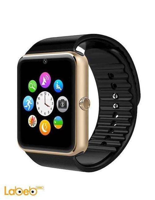 ساعة ذكية Pantel ذاكرة 64 ميجابايت 1.5 انش لون أسود P2