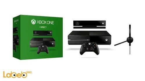 جهاز العاب Xbox one +Kinect 1540 ميكروسوفت 500GB HD رام 8GB