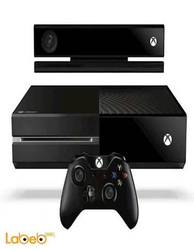جهاز العاب Xbox one +Kinect 1540 ميكروسوفت - 500GB HD - رام 8GB