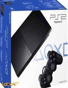 Sony PlayStation 2 Slim - 32MB - Charcoal Black - SCPH-90004CB