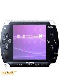 بلاي ستيشن PSP سوني ذاكرة 8 جيجابايت أسود PSP-1004
