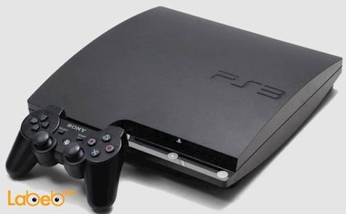 Sony PlayStation 3 Slim 160GB Charcoal Black CECH-3003A