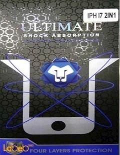 لصقة حماية للشاشة Ultimate - مناسب لايفون 7 - أربع طبقات حماية