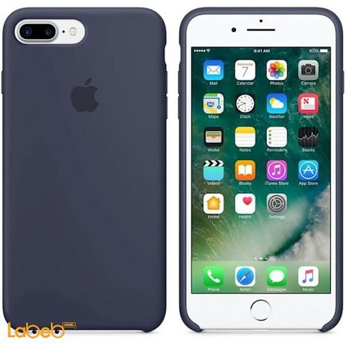 Apple iPhone 7 plus Silicone Case Midnight Blue MMQU2FE/A