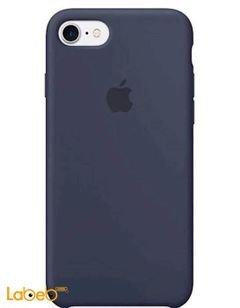 غطاء خلفي للموبايل أبل - مناسب لأيفون 7 - أزرق غامق - MMWK2FE/A