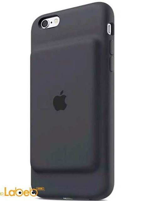 Apple Smart Battery Case Charcoal Gray