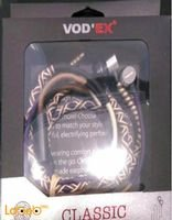 Vodex Classic headphones for all devices microphone black